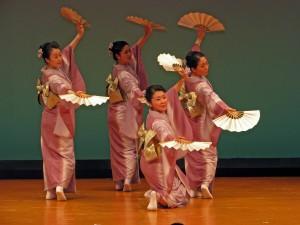 舞踊集団「菊の会」の皆様